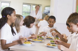 School Meals For The New School Year