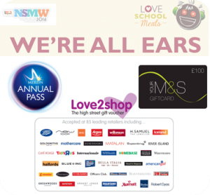 Prize Winners – We're All Ears