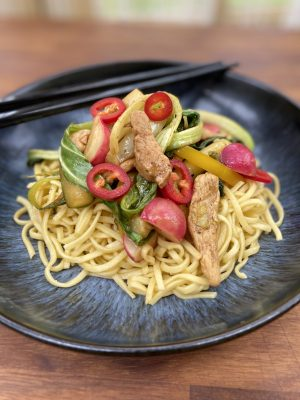 Oodles Noodles – Family Food Cook-Along